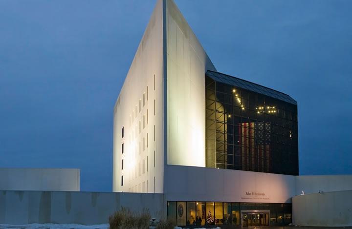 JFK Library, Boston, USA