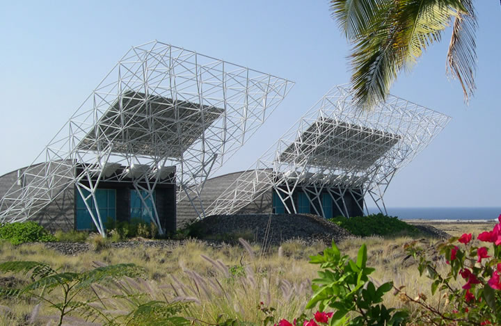 Click to learn about the Nelha Solar Station design